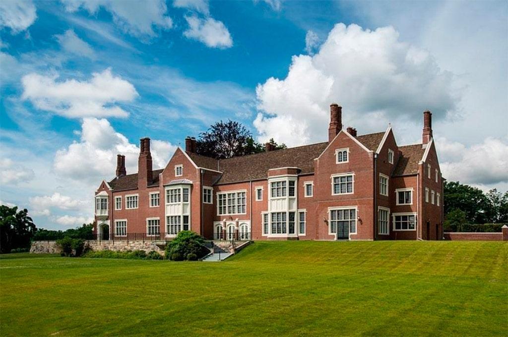 Casa de lujo en nueva inglaterra canexel - Inglaterra en casa ...
