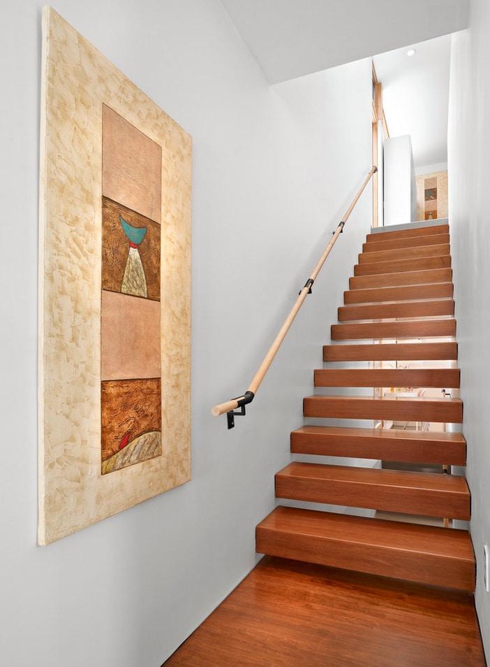 Escaleras de dise o canexel for Escalera tipo u