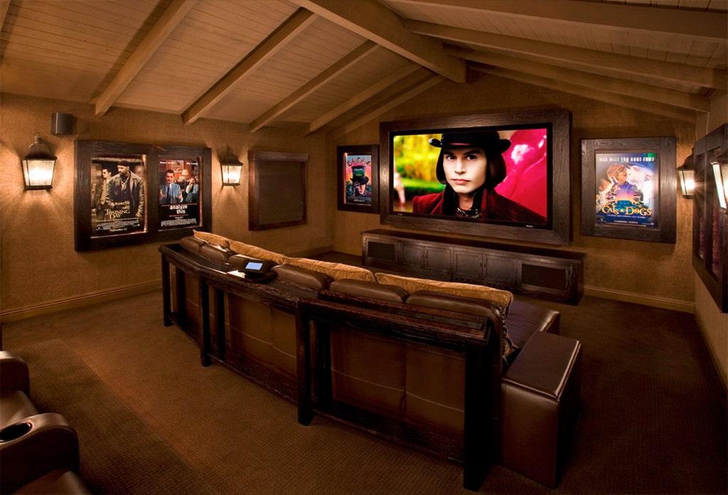 Movie Room Seating Ideas
