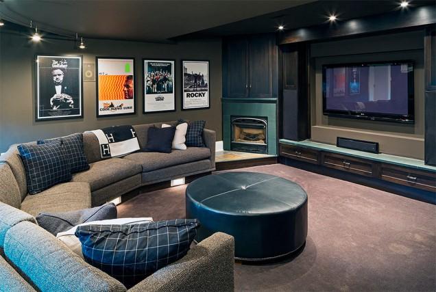 Salas de cine en casa canexel - Sillon home cinema ...