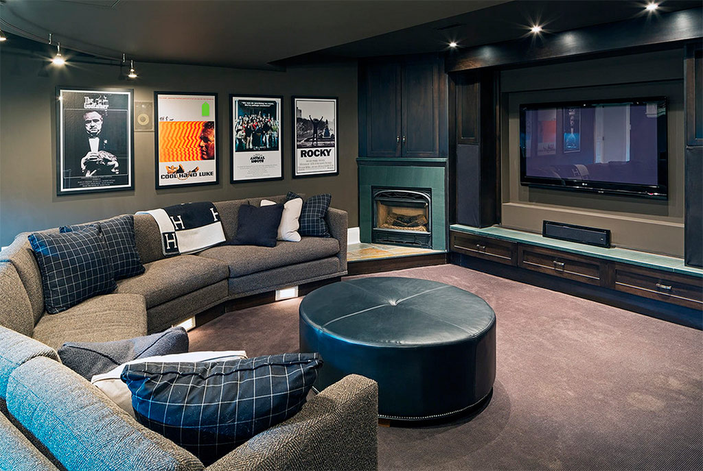 Salas de cine en casa canexel - Television en casa ...
