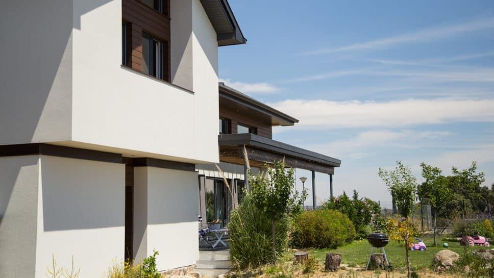 Casa marsella port canexel for Casas de madera a medida