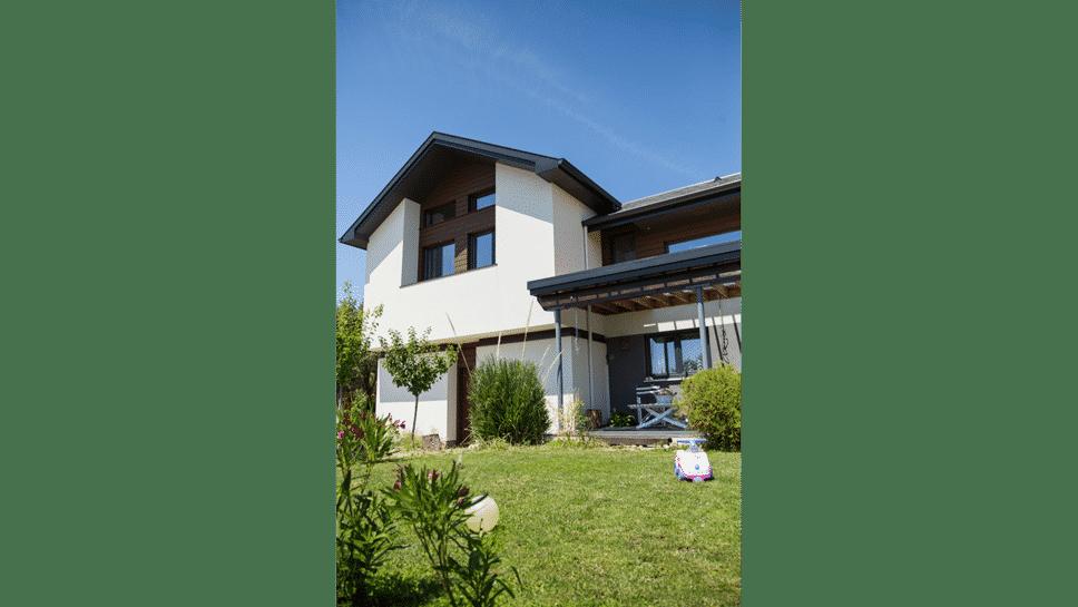 casa a medida estilo moderno