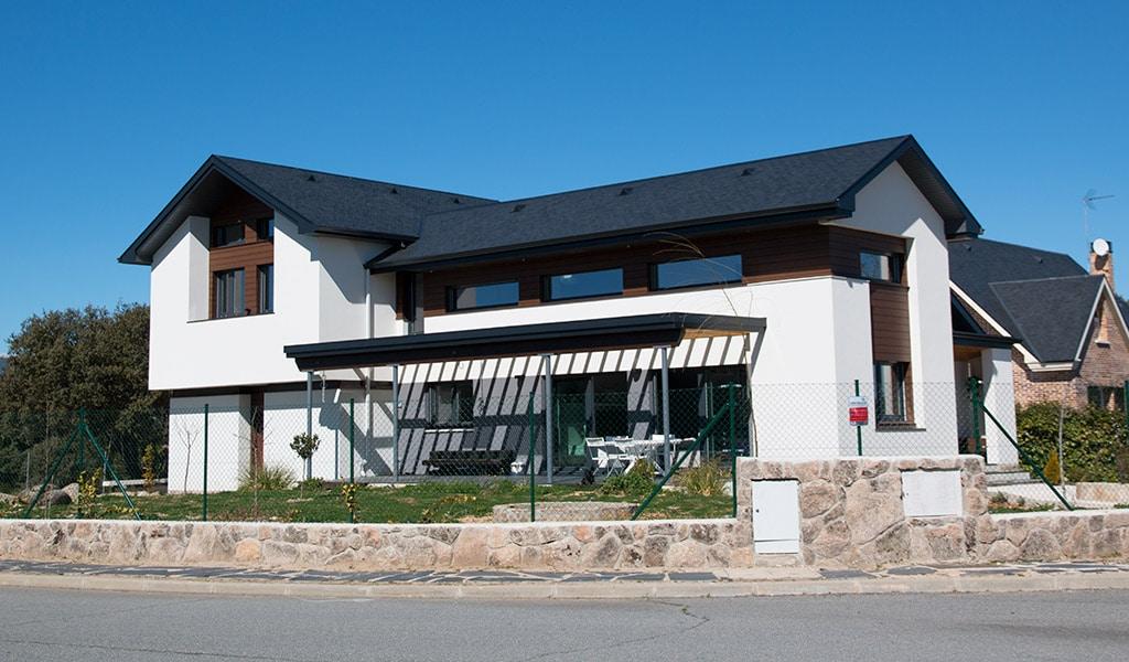 Casa marsella port canexel for Casas americanas de madera