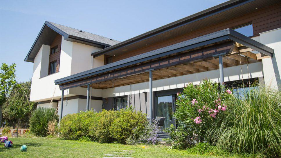 Casa marsella port canexel for Casas modernas en madrid
