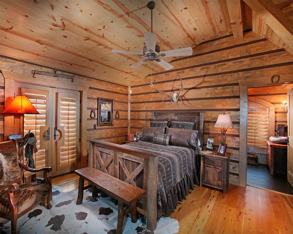 Lodge, el estilo de las cabañas de madera - Canexel