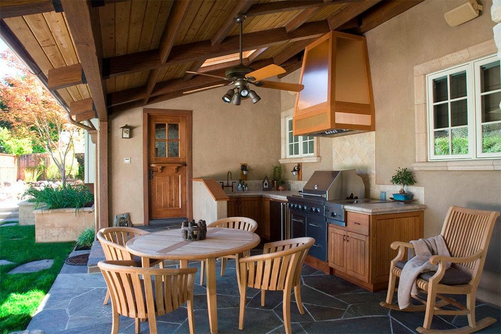 Cocinas de exterior canexel - Cocinas exteriores modernas ...