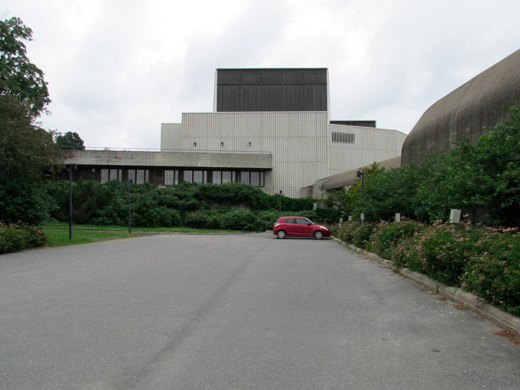 alvar aalto edificio moderno
