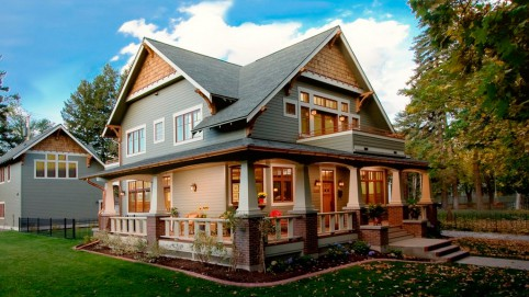 arquitectura craftsman
