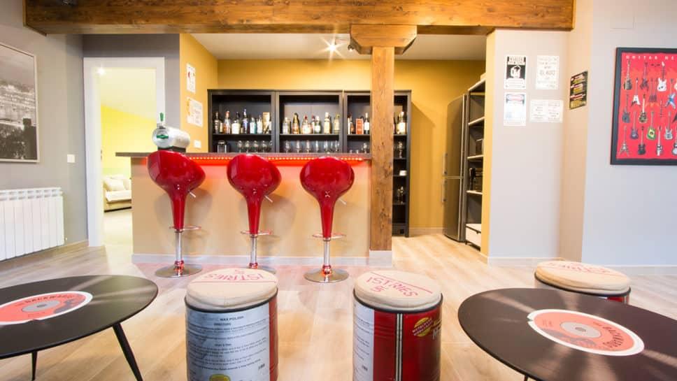 10 s tanos de 10 ideas para habitar el de tu casa ideas - Barra bar para casa ...