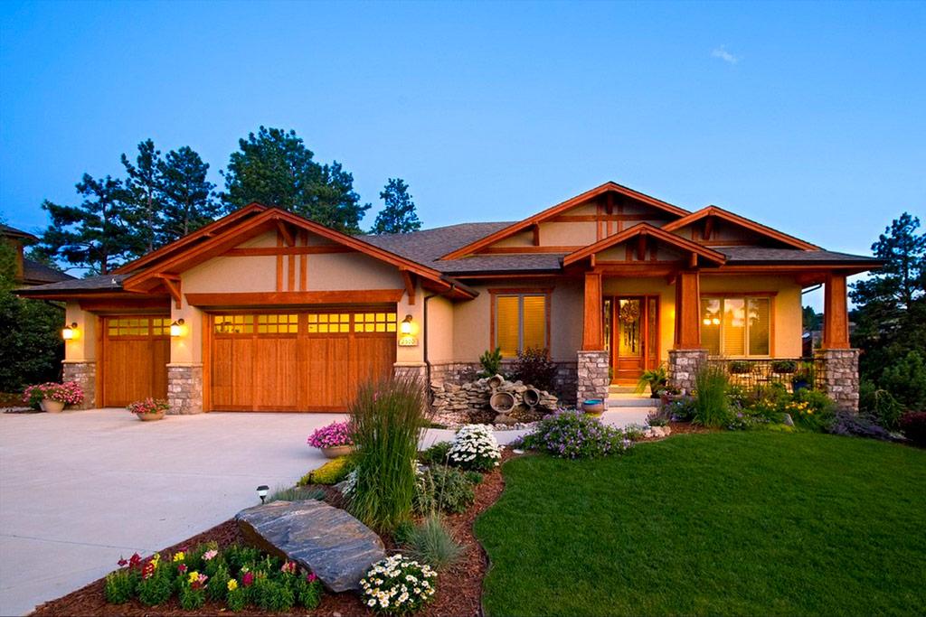 craftsman arquitectura