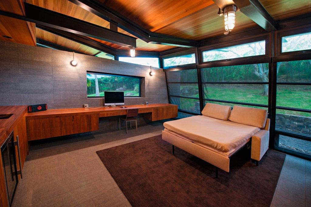 Casa moderna de lujo en hawaii canexel for Dormitorio invitados