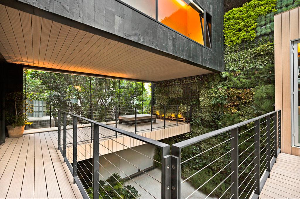 Jardines verticales una alternativa diferente canexel for Jardin vertical oficina