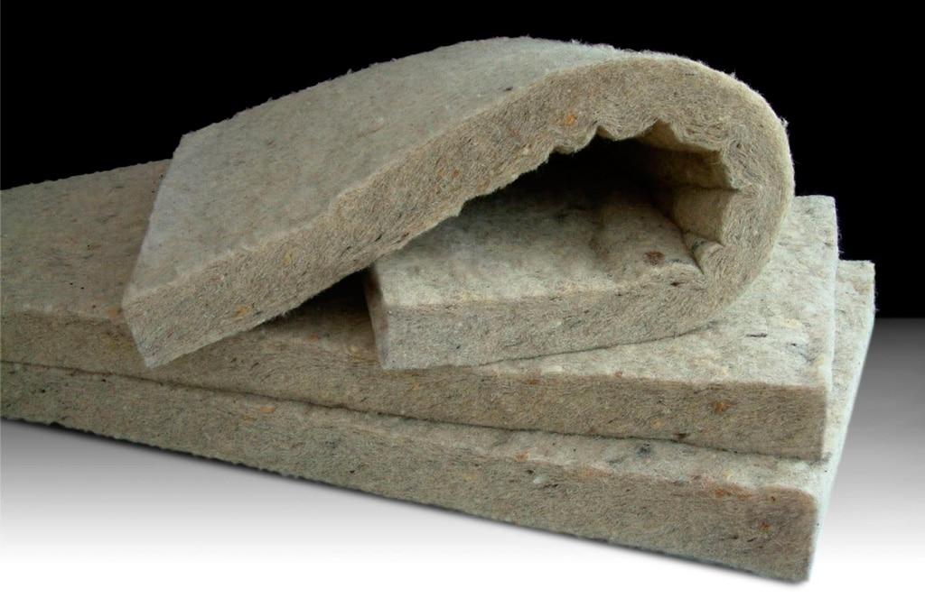 Aislantes lana de roca canexel for Aislamiento lana de roca