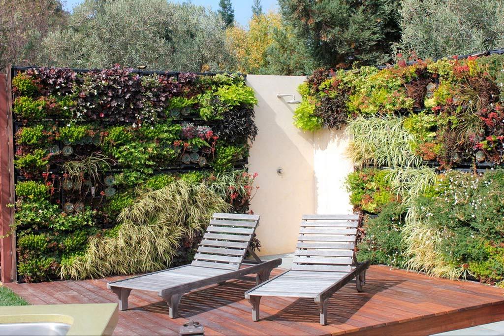Jardines verticales una alternativa diferente canexel for Jardines verdes verticales