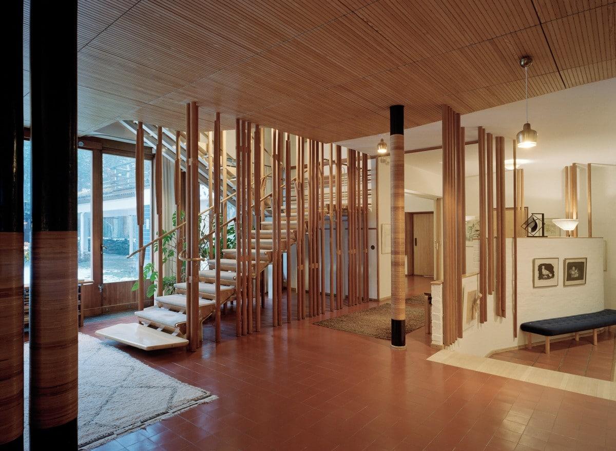 Alvar aalto arquitectura moderna org nica canexel - Villa mairea alvar aalto ...