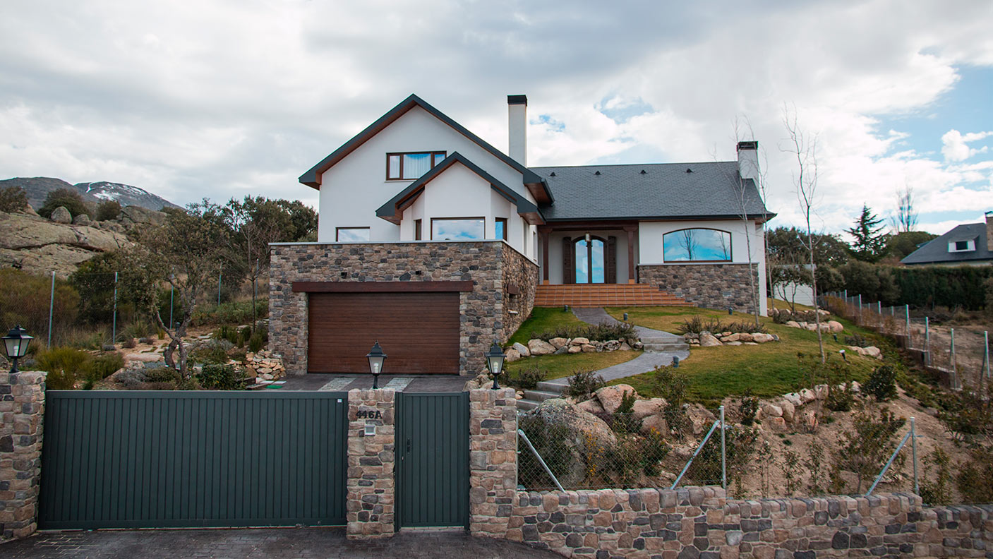 Casa charlotte canexel - La casa de madera valencia ...