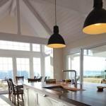 casas de madera cocinas