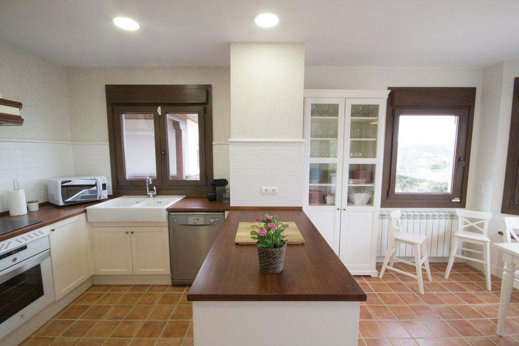 Ideas para dise ar la cocina de tu casa canexel for Cocinas terminadas