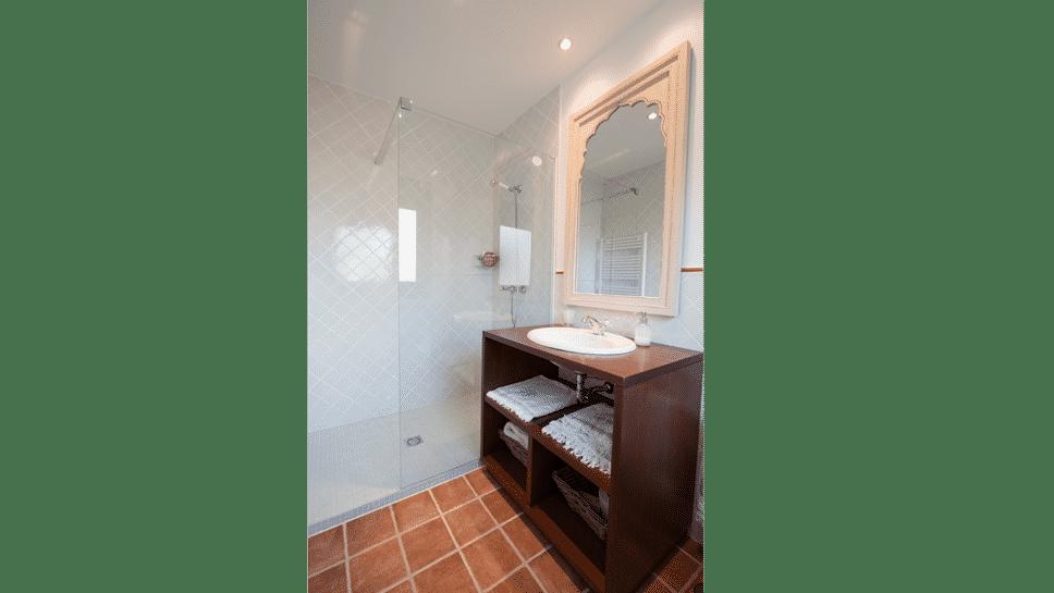 cuarto de baño de invitados
