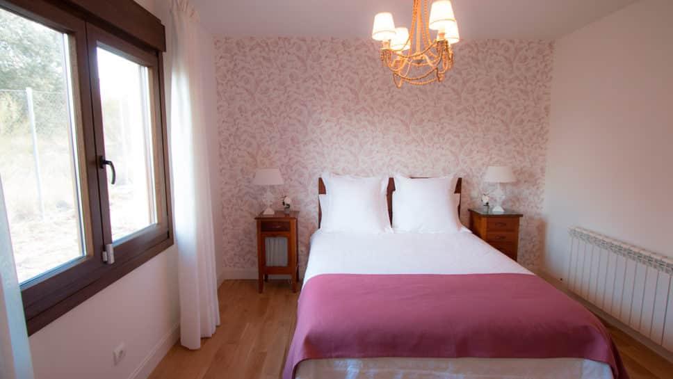 dormitorio para invitados