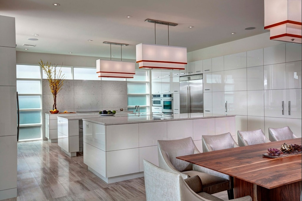 Casa moderna de lujo en orlando canexel - Cocinas espectaculares ...