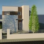 fachada moderna canexel
