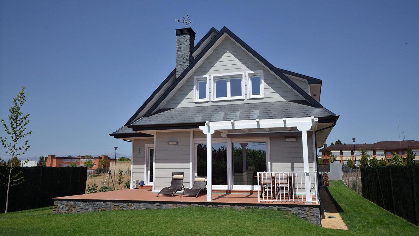 casa de madera wembley canexel