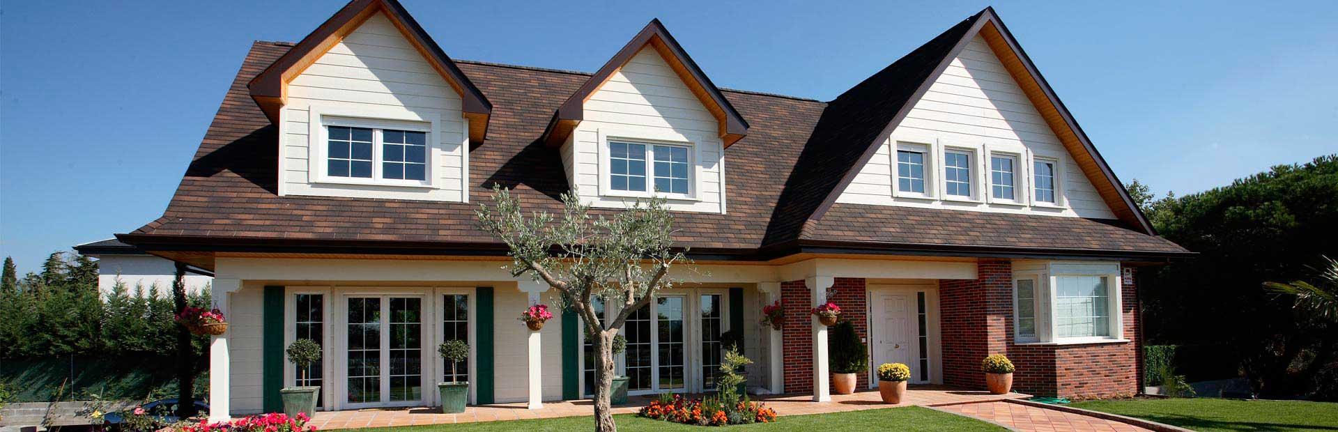 casas de madera madrid