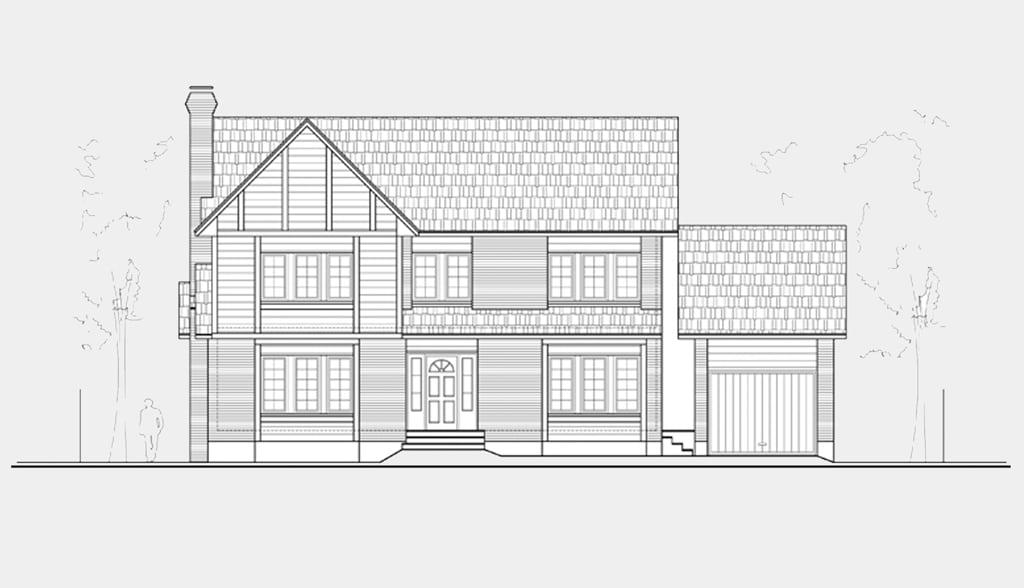 Planos de casas de dos plantas canexel for Casa de dos plantas wifi