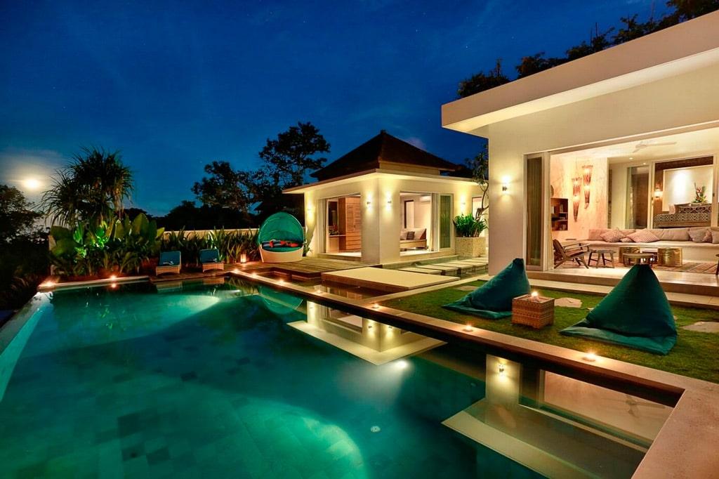 10 casas paradisíacas