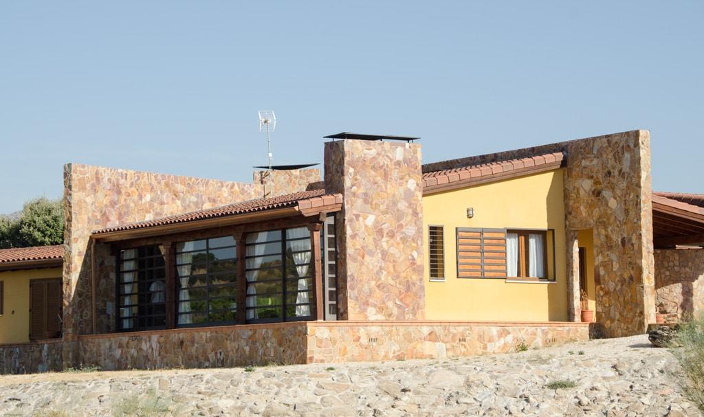 Casa albuquerque canexel for Disenos de viviendas de una planta