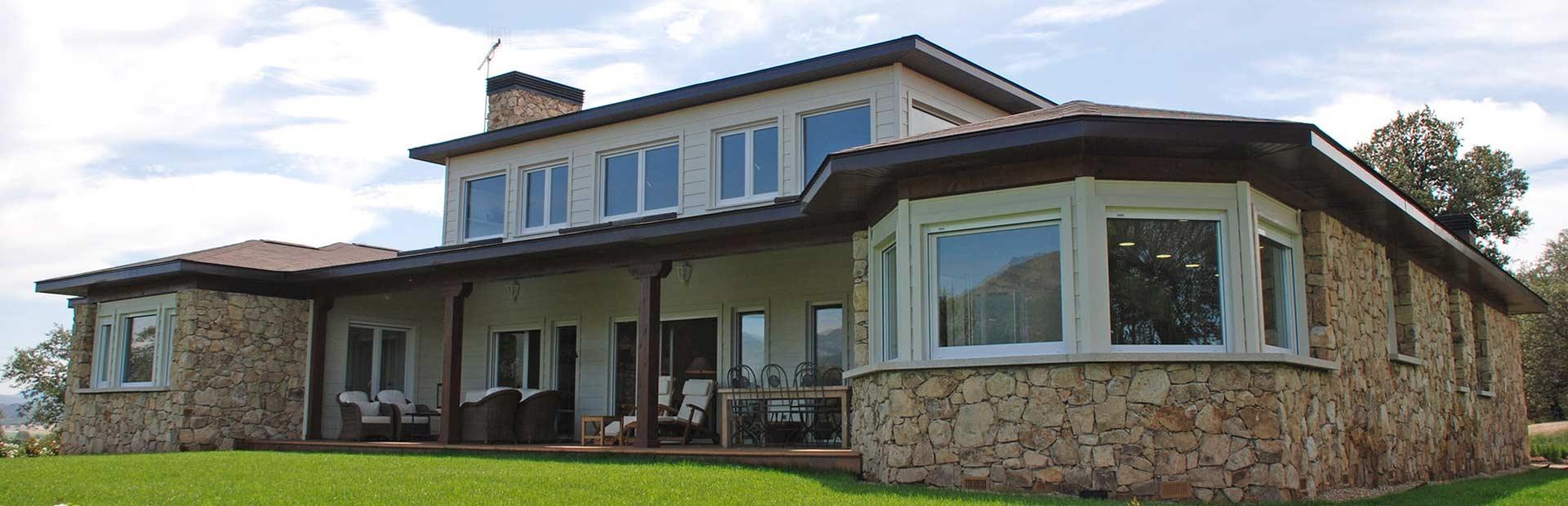 Bioconstrucci n c mo aplicarla a nuestra vivienda canexel - Casas prefabricadas canexel ...