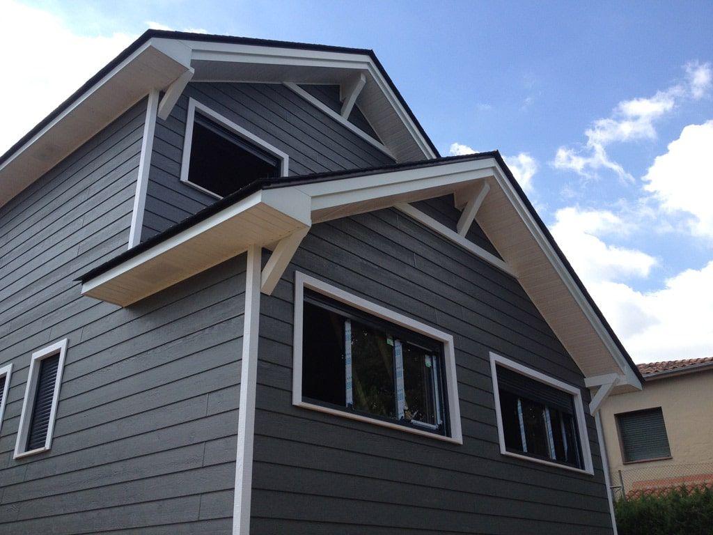 Construcci n de casa en valldoreix sant cugat canexel for Diseno de construccion de casas