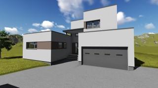 Diseño de casa modular