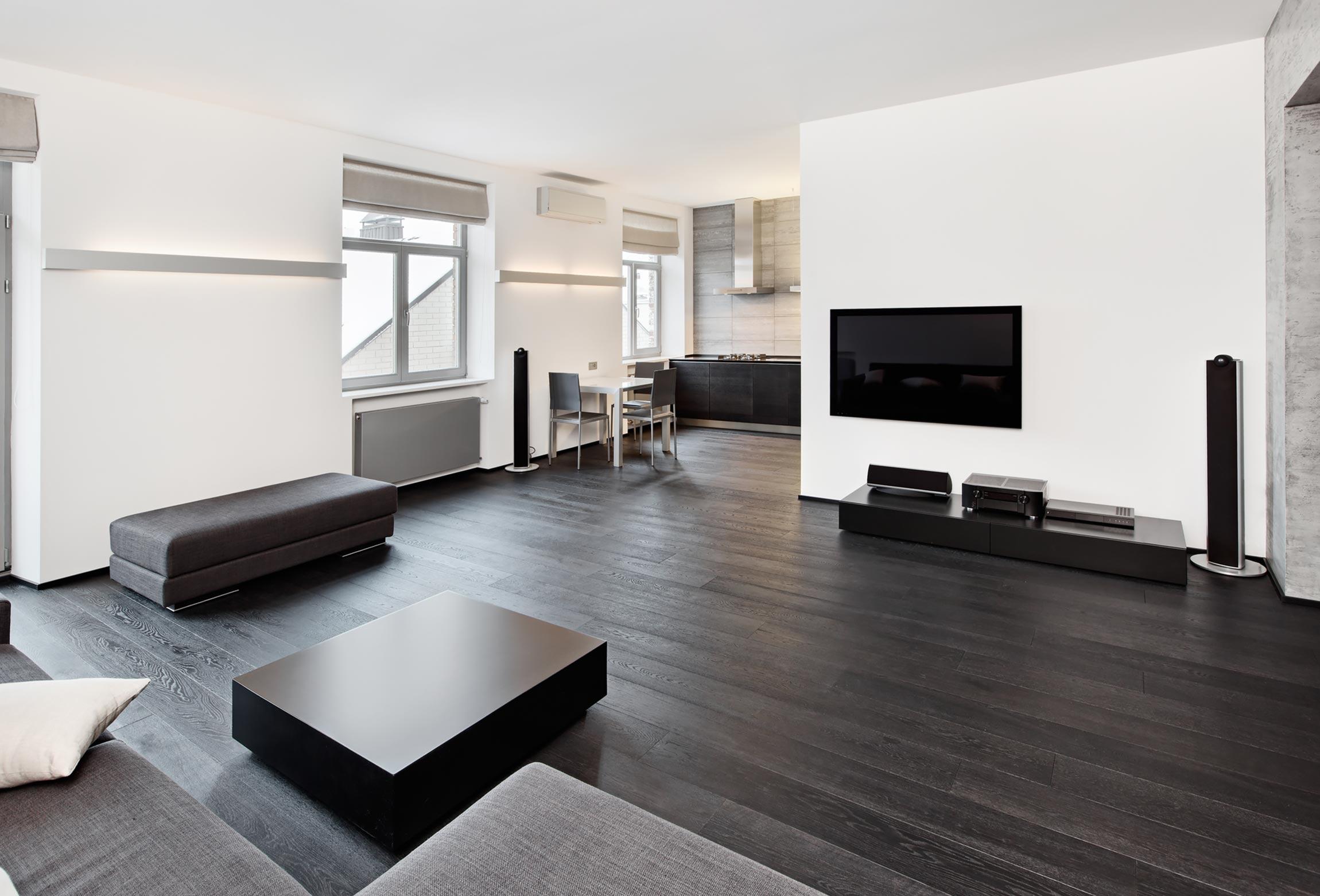 Suelos de casas modernas conoce las 10 opciones canexel for Ambientazioni case moderne