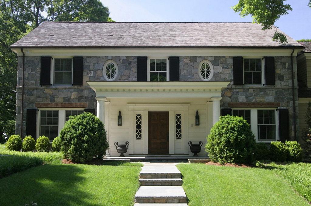 casa estilo neo eclectic