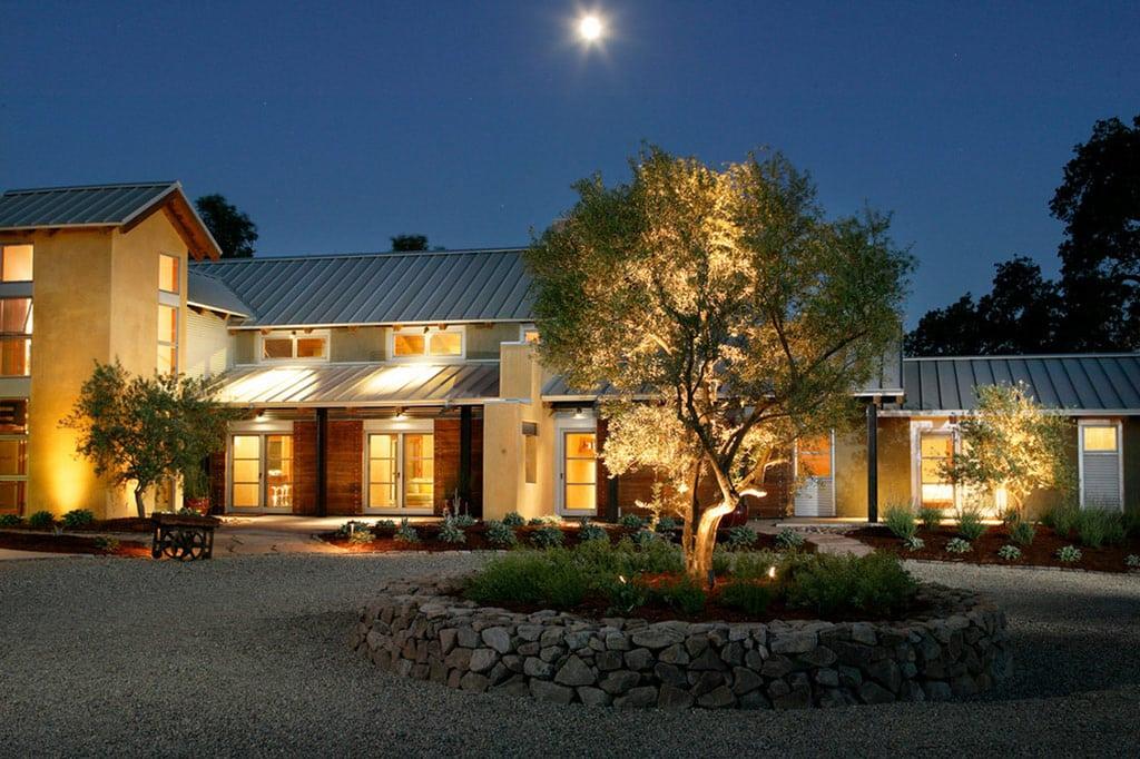 La casa americana moderna el estilo neo eclectic canexel - Casas americanas modernas ...