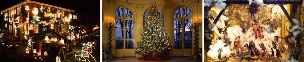 decoración para Navidad