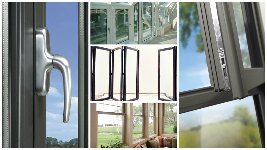 resistencia y durabilidad de las ventanas de aluminio y pvc
