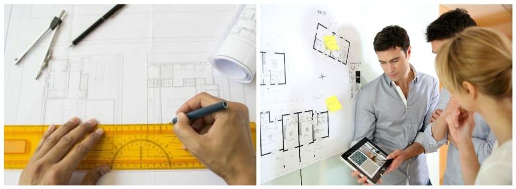 diseño y proyecto de arquitecto