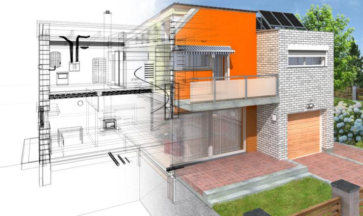 los 7 pasos en la construcción de una vivienda