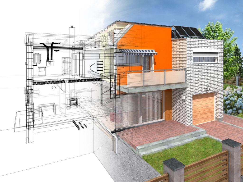 Los 7 pasos para construir una casa canexel - Construir una vivienda ...