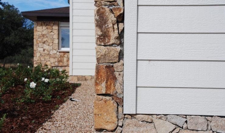 revestimiento de fachada en canexel