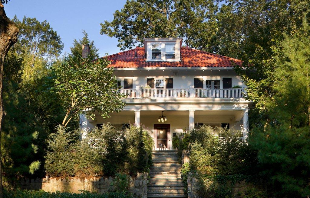 casa americana clásica