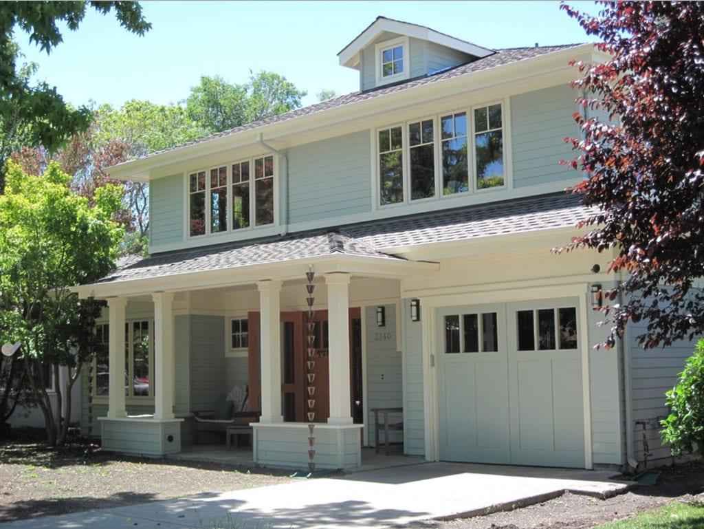 Fachadas de casas modernas estilo americano - Casas estilo americano ...