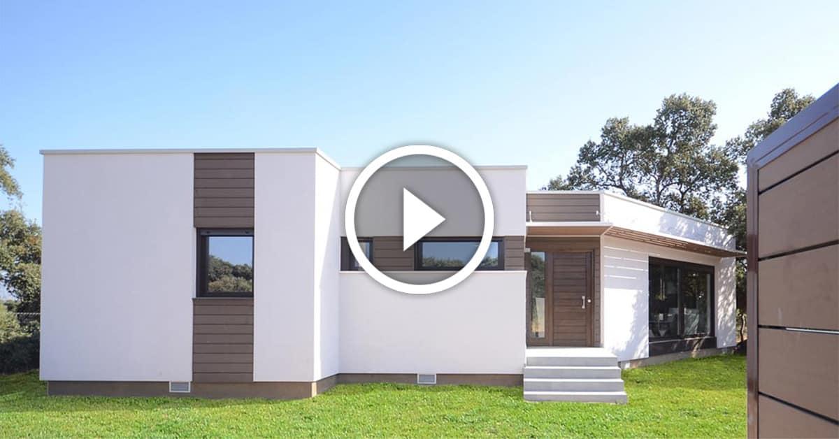 Fachadas minimalistas canexel for Fachadas minimalistas 2016