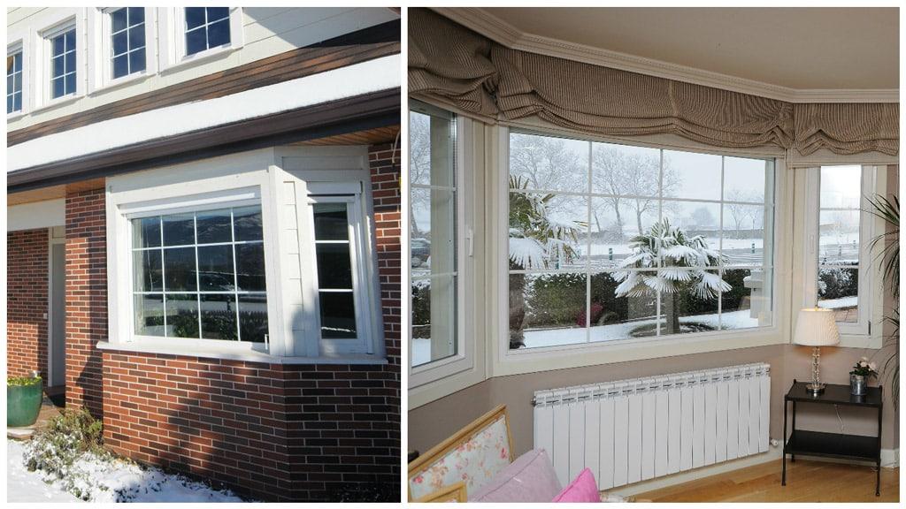 Top Bay Window, luz y fusión con el entorno - Canexel DG78