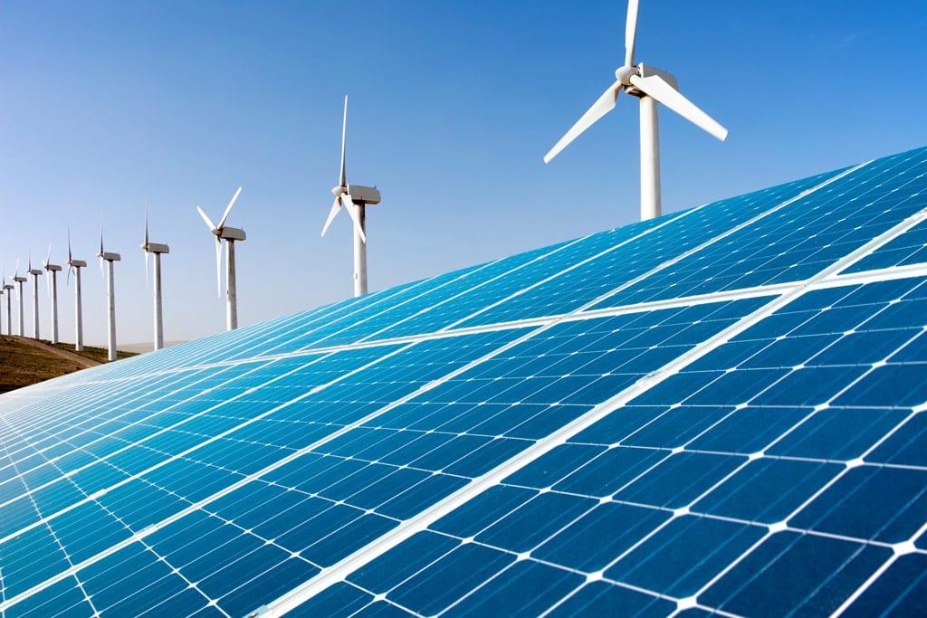 energías renovables autosuficientes