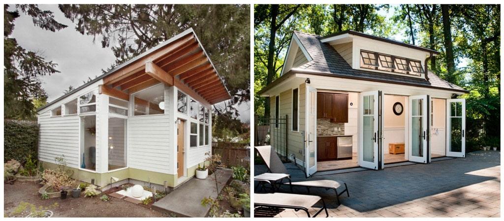 Casas de madera pequeas por dentro best planos de cabaas - Casas de madera por dentro ...